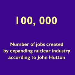 Nuclear jobs number crunch#